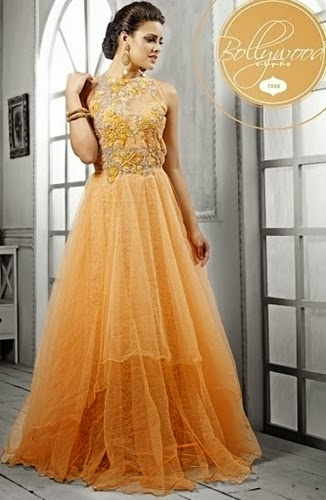 Indian Maxi Gown