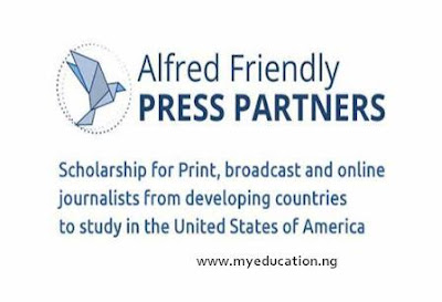 Apply Alfred Friendly Press Fellowships   Become A Fellow