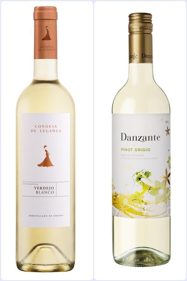 Un recorrido por el mágico mundo del vino blanco