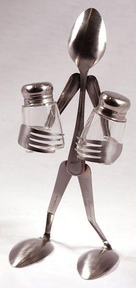 Cubiertos para comer o para esculpir? | manualidades y artesanía.