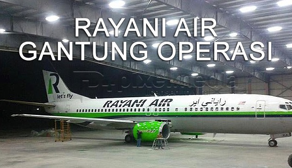 Rayani Air Gantung Operasi Serta Merta