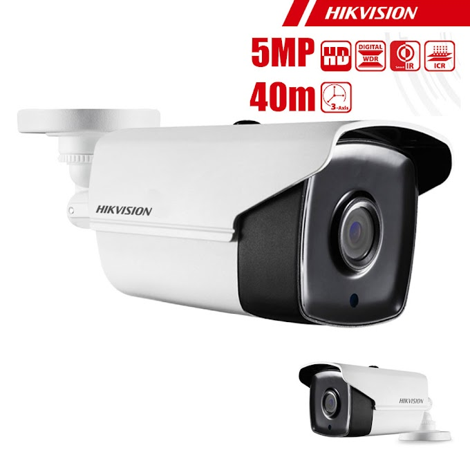 Camera TVI Hikvision DS-2CE16H0T-IT3(5M-40m)