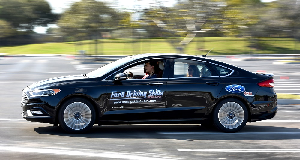 Ford Driving Skills for Life celebrates its 15th anniversary this year