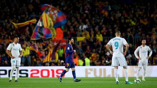 الكلاسيكو-برشلونة-ريال مدريد