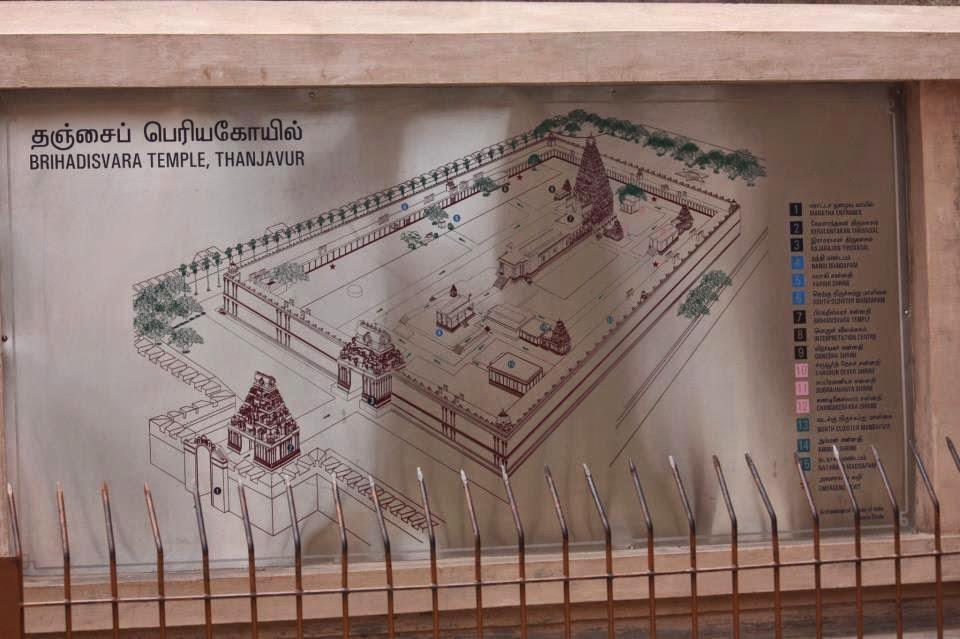 Image result for brihadeshwara temple blue print