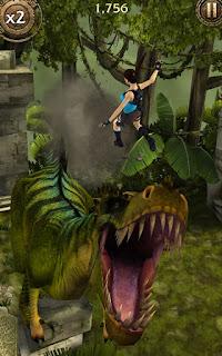 Lara Croft GO Relic Run 1.0.55 Mod Apk Data Terbaru Free