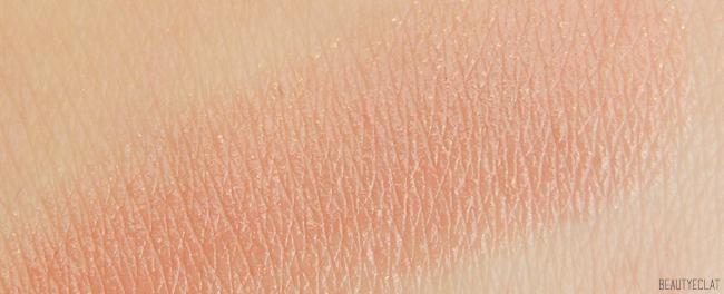 revue avis test mac rouge a levres lipstick patisserie nude swatch