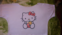 remera kitty