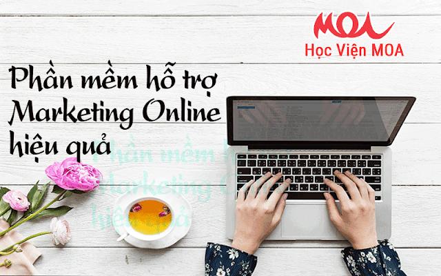 phần mềm hộ rợ marketing online hiệu quả
