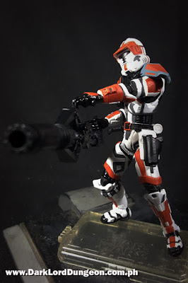 Star Wars Old Republic Trooper Jace Malcom Quick Review