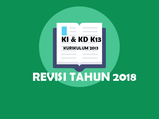 KI KDA K13 REVISI TAHUN 2018