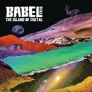 BABEL TRIO - The island of Cretal (2018)_front