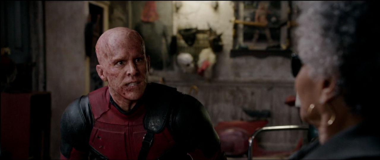 Deadpool 2016 en DVDRip, 720p, 1080p