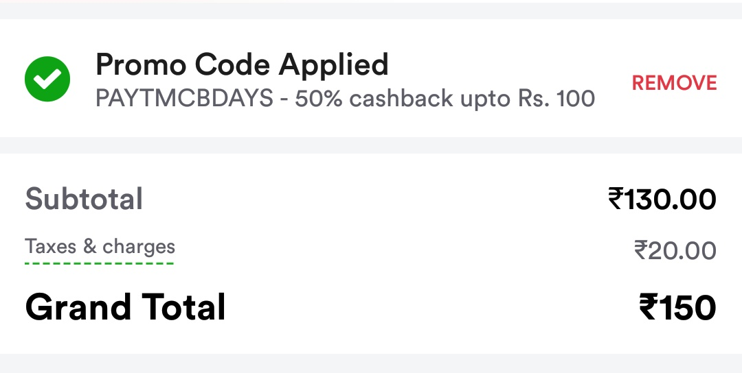 zomato promo code for 50 off