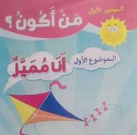 كتاب قطر الندى لغة عربية للصف الأول الابتدائي ترم أول 2019