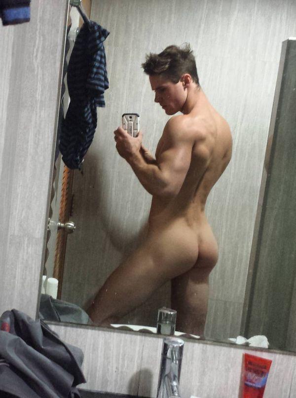 Male naked lucas tyler photos