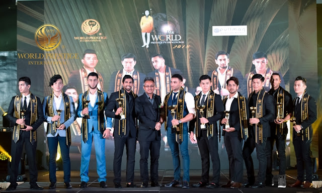 2018 Mister World Prestige International Grand Finals