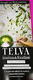 Revista Telva octubre 2018 cuidarsealos50