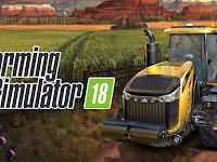 Farming Simulator 18 Mod Apk v1.0.0.2 Unlocked Gratis Terbaru 2017