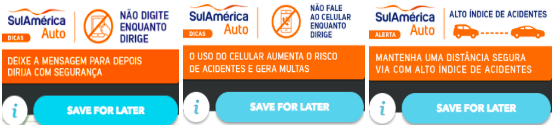 SulAmerica Waze Marketing Mobile