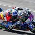 Moto2: Los pilotos volvieron a la acción con el de test de Austria