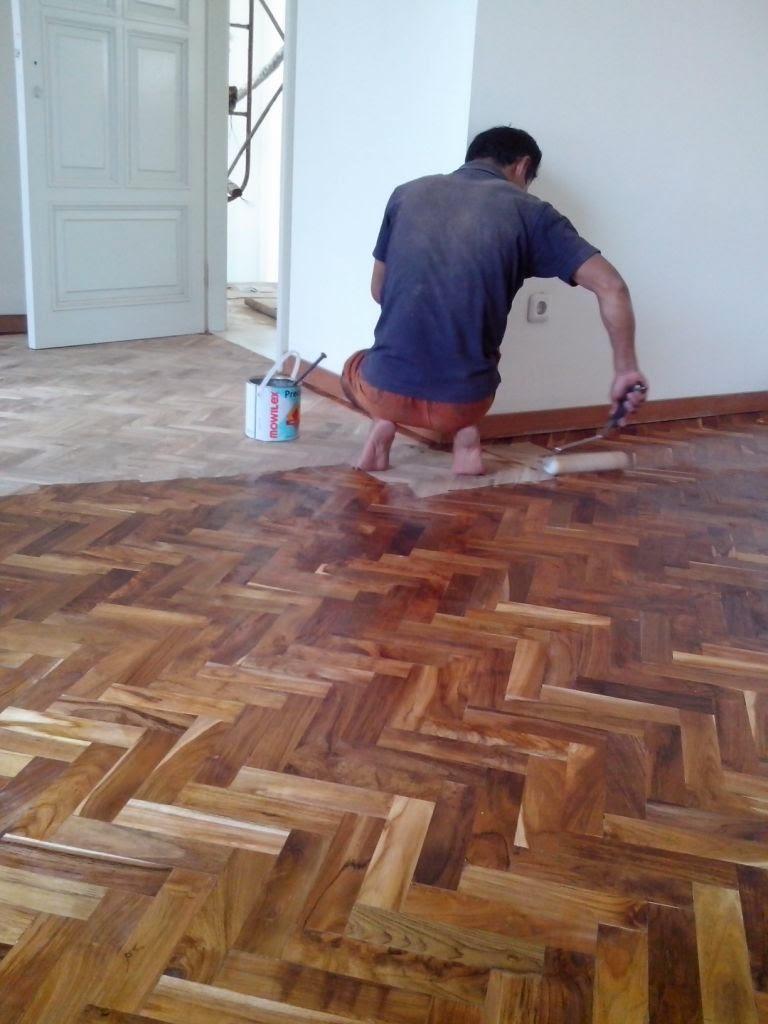 harga lantai kayu murah dari kayu solid jati