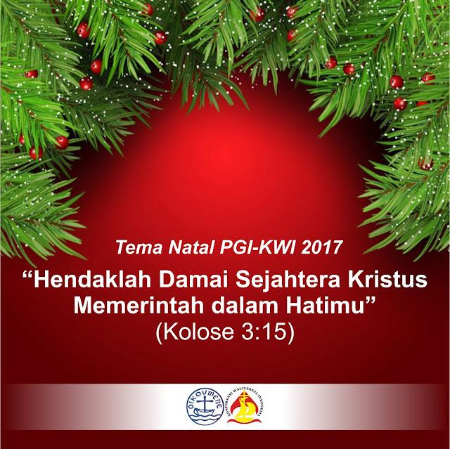 tema natal 2018 Tema Natal PGI 2018 tema natal 2018