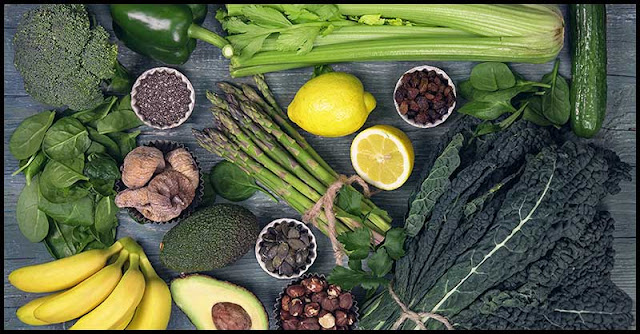 Alkaline Foods For Better Health
