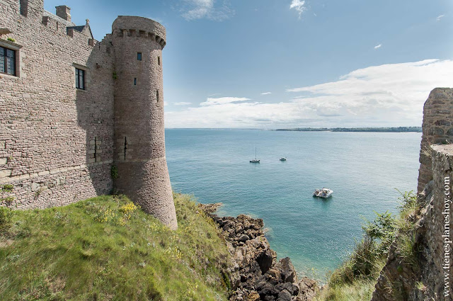 Cap Fehel viaje Bretaña castillo roadtrip Francia