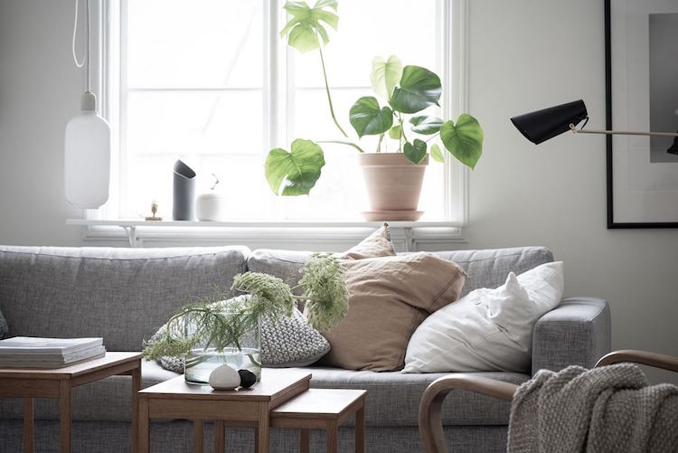 Styling a small space, the Swedish way