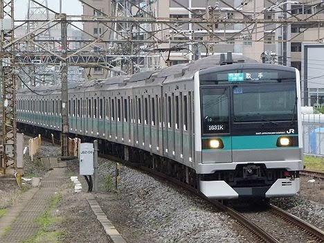 常磐線 各駅停車 取手行き4 E233系2000番台