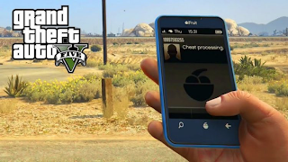Grand Theft Auto Cell Phone Cheat Code