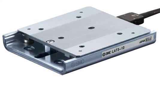 Inpneumatics Smc S New Lat3 Miniature Linear Motor Actuator