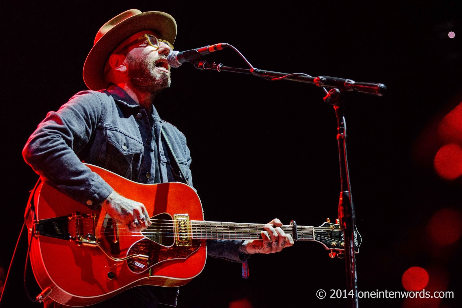 City and Colour at Riot Fest Toronto September 7, 2014 Photo by John at One In Ten Words oneintenwords.com toronto indie alternative music blog concert photography pictures
