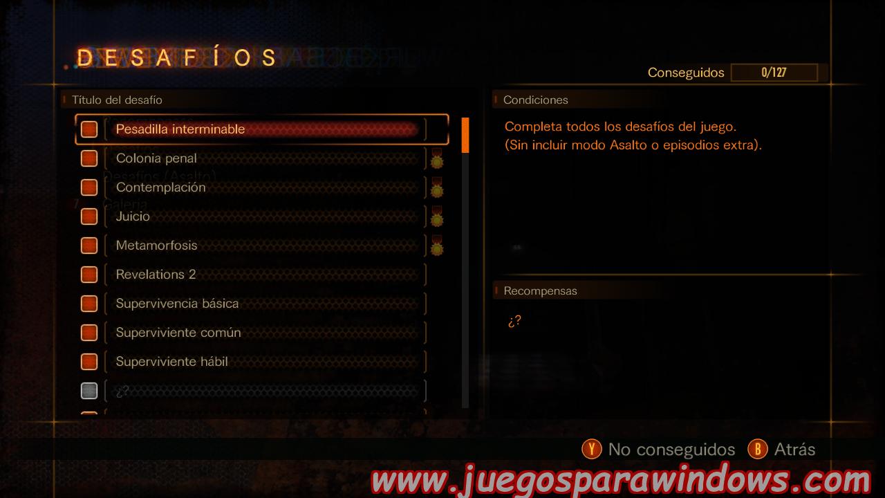 Resident Evil Revelations 2 ESPAÑOL XBOX 360 (Region FREE) (iMARS) 22