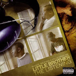 Little Brother - The Listening Cover