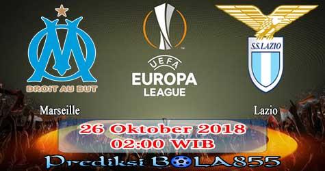Prediksi Bola855 Marseille vs Lazio 26 Oktober 2018