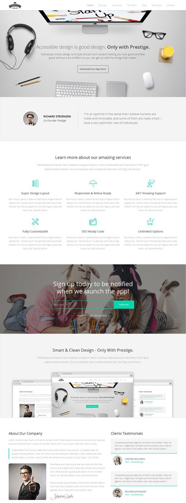 Best Multipurpose Muse Template