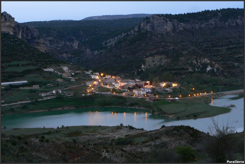 Santa María Del Val y Embalse De La Tosca