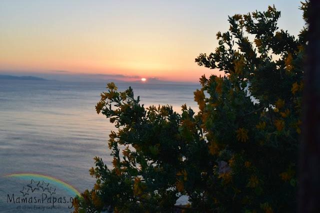 Ηλιοβασίλεμα Ελλάδα