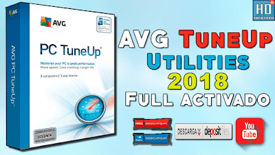 AVG PC TUNE UP UTILITIES