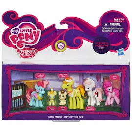 My Little Pony Cake Family Babysitting Fun Pinkie Pie Blind Bag Pony