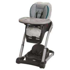 Graco High Chair 4 in 1 Seating System Review 2017