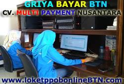 Loket PPOB Online BTN Griya Bayar