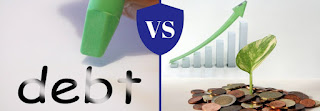 Pilihan melakukan investasi atau membayar hutang