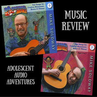 Adolescent Audio Adventures reviews Moving with Mike Soloway Volumes 1 and 2