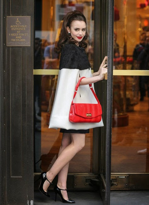 Style Crush: Lily Collins