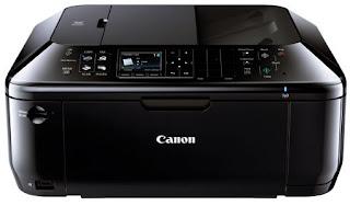 Canon PIXMA MX512 Driver Mac, Windows, Linux & Wireless Setup