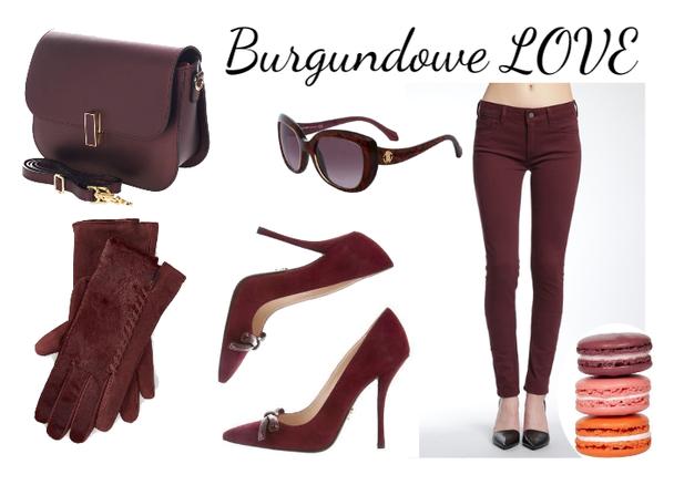 Burgund- kolor jesieni