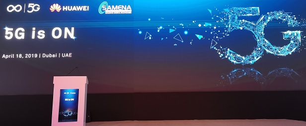 Huawei SAMENA 5G Is ON Forum, Leader's Summit 2019